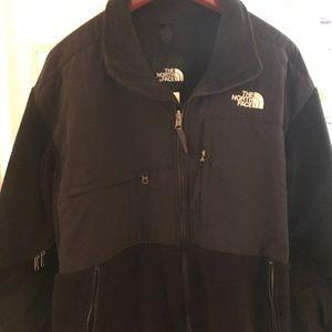 MENS North Face black fleece XL